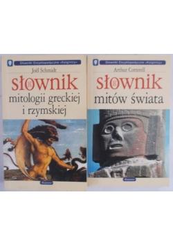 Słownik mitologii greckiej i rzymskiej / Słownik mitów świata