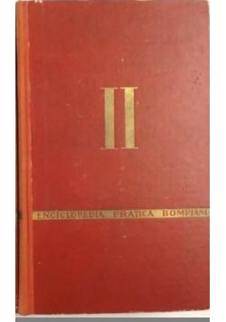 Enciclopedia Pratica Bompiani, tom II