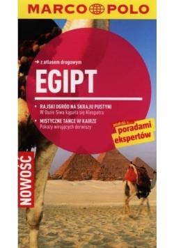 Przewodnik Marco Polo. Egipt