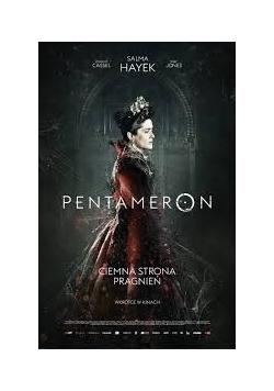 Pentameron - Ciemna strona pragnień - płyta DVD,Nowa