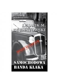 Kryminały przedw. Warszawy. Samochodowa banda....