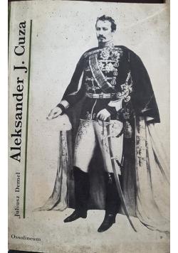 Aleksander Jan Cuza książę Rumunii