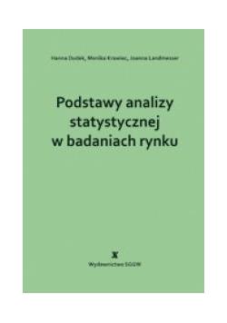 Podstawy analizy statystycznej w badaniach rynku