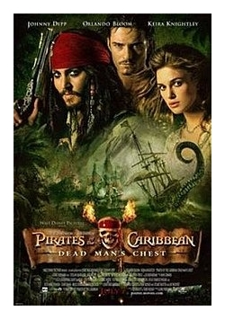 Pirates of the Caribbean,DVD
