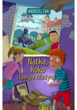 Natka Koko i lampa Aladyna