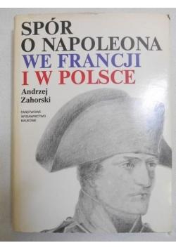 Spór o Napoleona we Francji i w Polsce