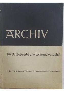 Archiv, 1932 r.