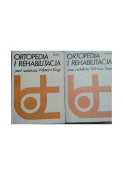 Ortopedia i rehabilitacja Tom I i II