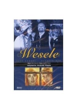 Wesele, płyta DVD