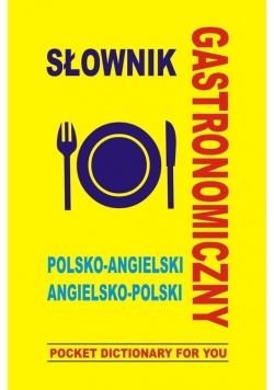 Słownik gastronomiczny polsko angielski angielsko polski