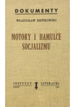Motory i hamulce socjalizmu, BK