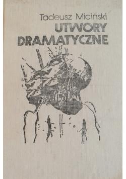 Utwory dramatyczne