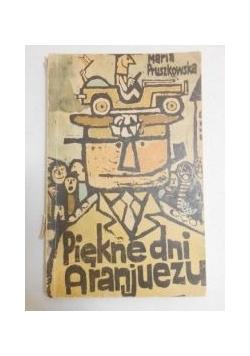 Piękne dni Aranjuezu