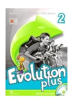 Evolution Plus 2 WB MACMILLAN