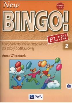 New Bingo! 2 Plus Podręcznik + CD