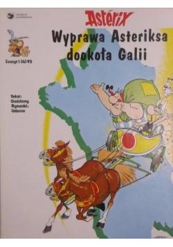 Asterix. Wyprawa Asteriksa dookoła Galii, zeszyt I (4) 92
