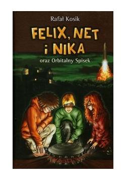 Felix, Net i Nika oraz Orbitalny Spisek, t.5