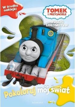 Tomek i przyjaciele. Wyścig lokomotyw