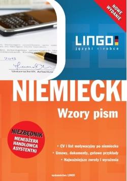 Niemiecki Wzory pism