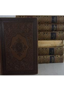 Schillers Werke, zestaw 7 książęk