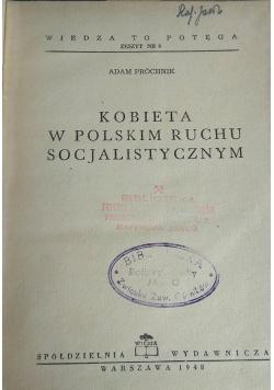 Kobieta w Polskim ruchu socjalistycznym, 1948r.