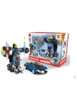 Transrobot z akcesoriami