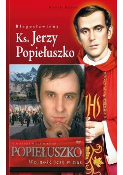 Błogosławiony Ks. Jerzy Popiełuszko + DVD
