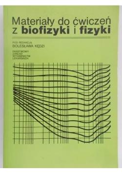 Materiały do ćwiczeń z biofizyki i fizyki