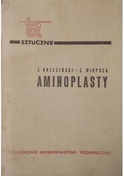 Brzeziński Jan,   - Aminoplasty