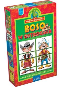 Gry i zabawy Smoka Obiboka - Boso albo w ostrogach