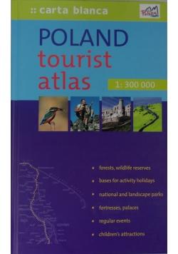 Poland tourist atlas