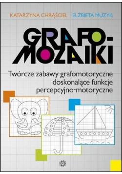 Grafomozaiki Twórcze zabawy grafomotoryczne...