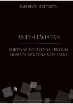 Anty-Lewiatan. Doktryna polityczna i prawna
