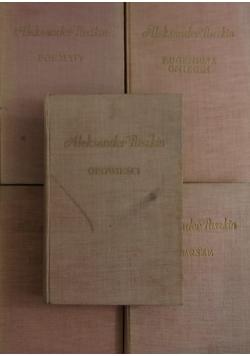 Dzieła wybrane, zestaw 5- książek