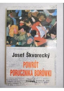 Powrót porucznika Borówki