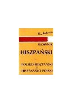 Mini słownik pol-hiszp-pol EXLIBRIS
