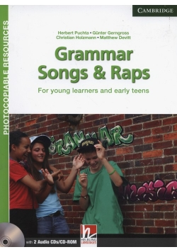 Grammar Songs and Raps Teacher's Book +2CDs (2)