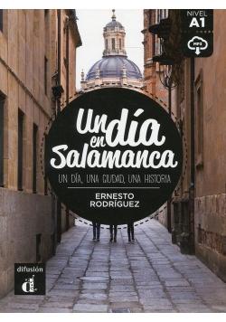 Un dia en Salamanca