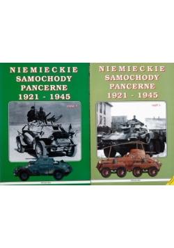 Niemieckie samochody pancerne 1921-1945