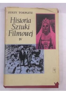 Historia sztuki filmowej 1934 - 1949 Tom IV