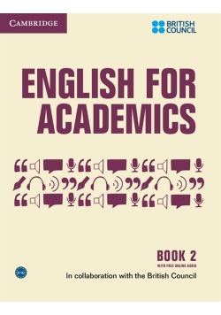 English for Academics 2 + Online Audio