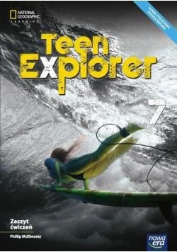 Teen Explorer 7 ćw. NE