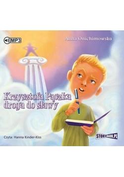 Krzysztofa Pączka droga do sławy. Audiobook