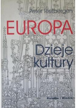 Europa. Dzieje kultury