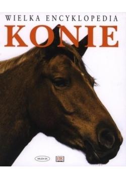 Wielka Encyklopedia Konie