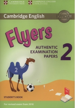 Cambridge English Flyers 2 Student's book