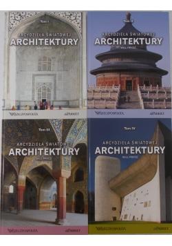 Arcydzieła światowej architektury, Tom I-IV