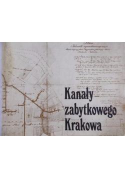 Kanały zabytkowego Krakowa