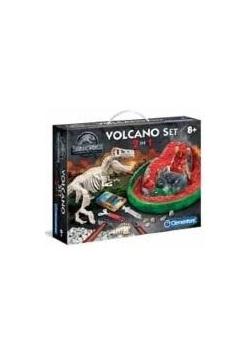 Naukowa Zabawa - Jurassic Worls Wulkan+T-Rex