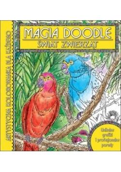 Magia Doodle. Świat zwierząt